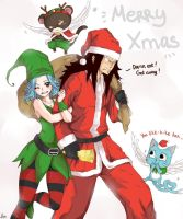 Gift Giving - Gajevy by blanania