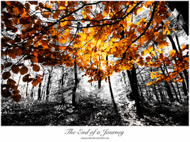The End of a Journey by chamathe
