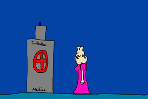 R2: Lady Like and the inflation machine p.1 by Ant-D