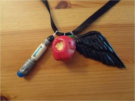 Superwholock necklace by ivy11