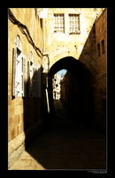 Old Jerusalem by tigerlily88