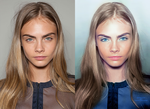 Retouch Cara Delevingne by shad-designs