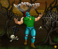 Welcome back Wilderness by teezkut