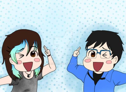 Yuri And Me by cilisies