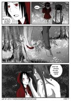 Red Riding Hood III page 4 by DKSTUDIOS05
