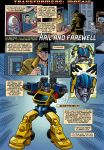 HAIL AND FAREWELL by Transformers-Mosaic