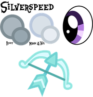 Silverspeed  - Easydrop Color Guide by SilverVectors