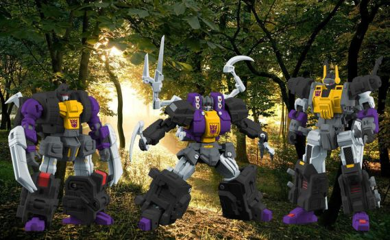 FP Insecticons Digibash by Air-Hammer