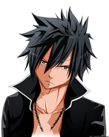Gray Fullbuster_colored 238 by Enara123