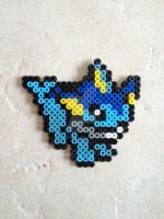 Pokemon No. 134 - Vaporeon by badger-creations