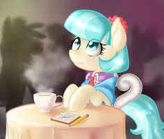 Coco Pommel by Pon3Splash