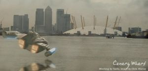 Canary Wharf Shuttle Service by Hayter