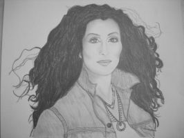 Cher by donna-j