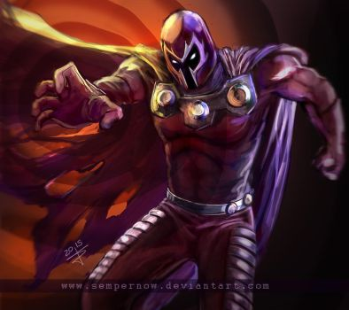Master of magnetism by sempernow