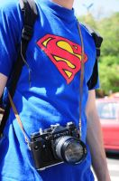 Superman uses only the ZENIT TTL by Seth890603