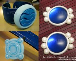 Princess Yue Accessories by fevereon