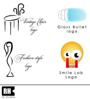 Logo Design Set by rasulh