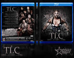 WWE TLC 2012 by BiggertMedia