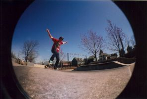 Boardslide by Bennedetto