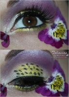 Flower Make Up by Talasia85