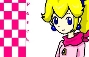 MKW: Peach by Pikaripeaches