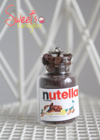 Nutella Charm by LittleSweet