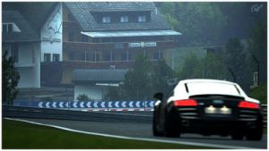 Audi R8 in Green Hell 12 by 1R3bor