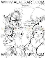 OldPic918 Ugly Baby Drago by alaer