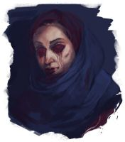 Weeper by chocolatejunkie