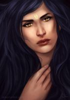 Ceres by Aniviel