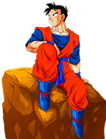 Future Gohan by alexiscabo1