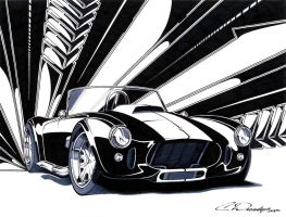 Ac Cobra by PinstripeChris