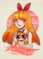 BLOSSOM by Cargorabbit