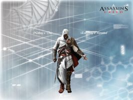 Assassin's Creed wallpaper by animepegasus