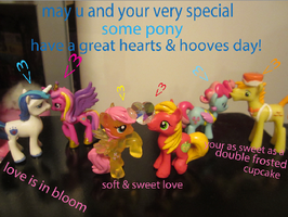 hearts and hooves day aka valentines day card by chappy-rukia