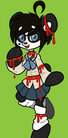 Commission - Ken Ashcorp by AdriOfTheDead