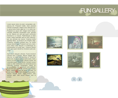 Gallery Design - Joyjoyjoy by SanguineEpitaph