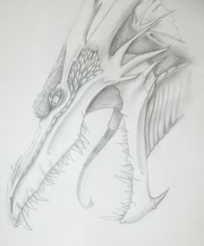A Dragon by ADDaughtry