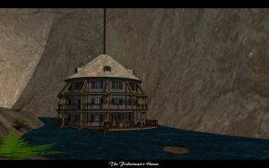 The Fisherman's House by Ywander