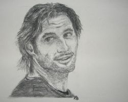 Josh Holloway - Sawyer by Bubuka812