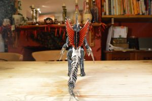 S.H Monsterarts Gigan (6/?) by GIGAN05