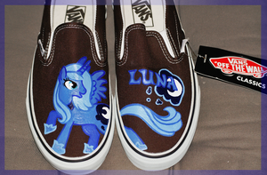Luna Shoes by Picklecheesepie