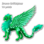 50 point Dragon Griffon adoptable by Ravenskysong