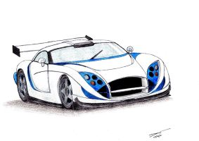 1016 - 0903 - TVR Speed 12 by TwistedMethodDan