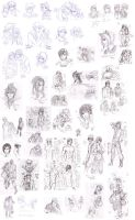 Sketch Dump 05072012 by cherubchan