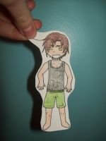 Paper Child Romano by GeistGirl