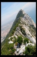 The Pillars of Hercules I by newfeathers