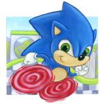 Sonic by MaryannHeld