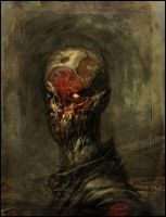 zombie harbor 1 by yozartwork