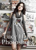 Lucy Hale: forty-one (41) photoshoot by AkiBrowning